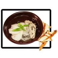 Чикин супу Фото