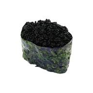 Тобико гункан черный Фото