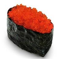 Тобико гункан оранжевый Фото
