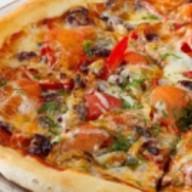 Вега пицца Фото