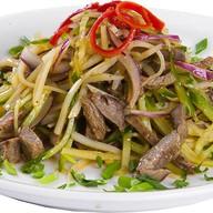 Тайский с говядиной-гриль Фото