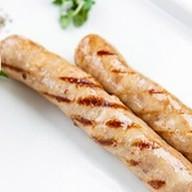 Колбаски с базиликом Фото
