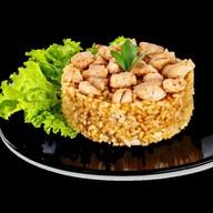 Рис с цыпленком Фото