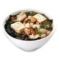 Мисо суп с курицей Фото