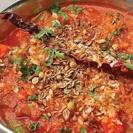 Колхапури овощное Фото