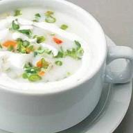 Суп-пюре Фото