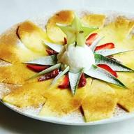 Карпачо из ананаса Фото