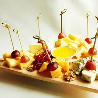 Сырная тарелка «Европа» Фото