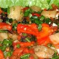 Мангал салат Фото