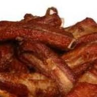 Свиные ребрышки на мангале Фото