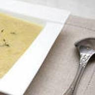 Крем-суп куриный Фото