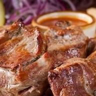 Шашлык из свиной шейки Фото