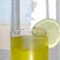 Щербет лимонный Фото