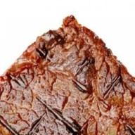 Стейк филе-миньон с соусом Пеппер Фото