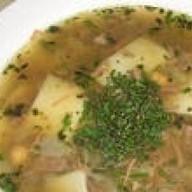 Суп-хингал по-азербайджански Фото
