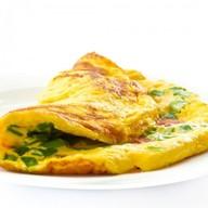 Яичница или омлет (из двух яиц) Фото