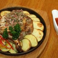 Свиная корейка Фото