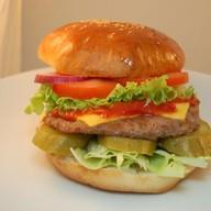 Топ-чизбургер Фото