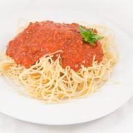 Спагетти Болонезе Фото