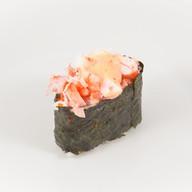 Спайс суши креветки Фото