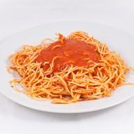 Спагетти Наполи Фото