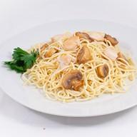 Спагетти аля Шеф Фото