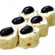 Творожно-фруктовый ролл Фото