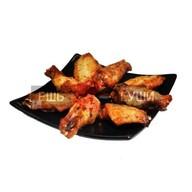 Куриные крылышки Баффало Фото