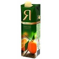 """Сок """"Я"""" апельсиновый Фото"""