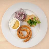 Нюрнбергская колбаска Фото