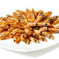 Креветки, обжаренные с чесноком Фото