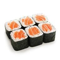Роллы с лососем Фото