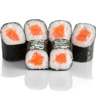 Спайси роллы с лососем Фото