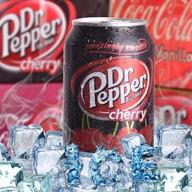 Dr Pepper Cherry original Фото