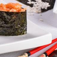 Суши лосось острый Фото