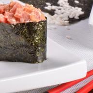 Суши тунец острый Фото