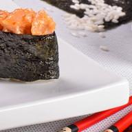 Суши креветка острая Фото