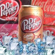 Dr Pepper Caffeine free original Фото
