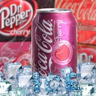 Coca Cola Cherry original Фото