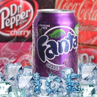 Fanta Grape original Фото
