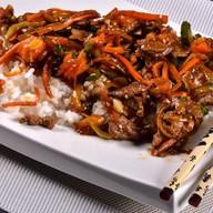 Мясо по китайски Фото
