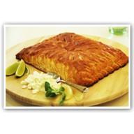 Пирог с творогом и зеленью Фото