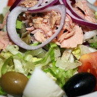 Салат из тунца Фото