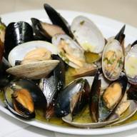 Соте из моллюсков Фото