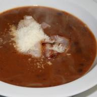 Фасолевый суп с мидиями Фото