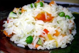 Рис «Arborio» c овощами - Фото