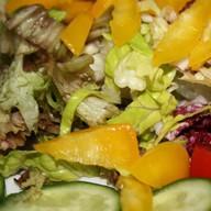 Салат из свежих овощей Фото