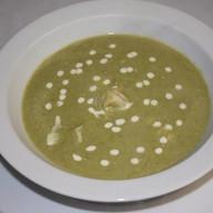 Крем-суп из спаржи Фото