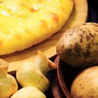 Пирог с грибами «Жокоджин» Фото
