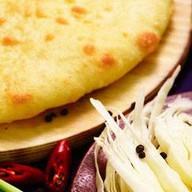 Пирог с капустой и грец.орехами Фото